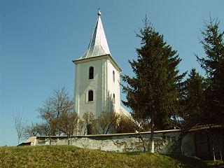 Crăiești Commune in Mureș County, Romania