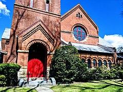 Reformed Dutch Church of Flushing (Bowne Street Community Church) 20190410 120717 2.jpg