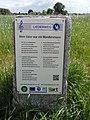 Rehfelde Liederweg Tafel V zwischen Rehfelde und Rehfelde Dorf.JPG