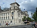 Reichstasgebäude - Westansicht ( Rechts ).jpg