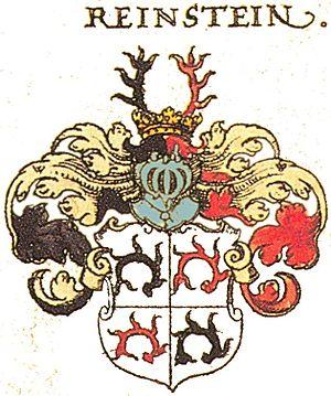House of Regenstein - Coat of arms in Siebmacher's Book of Heraldry