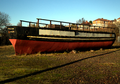 Replica of Vulcan (barge) at Sumerlee.png