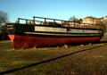 Replica of Vulcan (barge) at Sumerlee.png