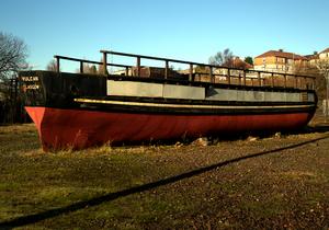 Vulcan (barge) - Replica of Vulcan