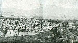 Resen, Macedonia - Image: Resen old