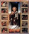 """Retablo de San Nicolás (""""San Nicolás en cátedra con historias de su vida"""") - copia de una obra destruida de Antonello da Messina.jpg"""