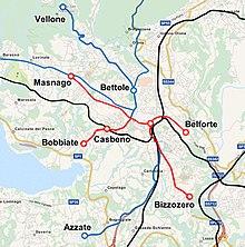 Varese Italien varese wikivisually