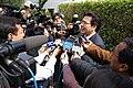 Reunión de cancilleres Falconí de Ecuador y Bermúdez de Colombia para adelantar el restablecimiento de las relaciones diplomáticas bilaterales (4074531953).jpg