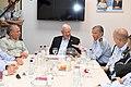 Reuven Rivlin, the Israeli president, visit to Hatzor IAF Base 5415.jpg