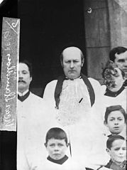 Revd Hughes, vicar of Llanidloes (copy)