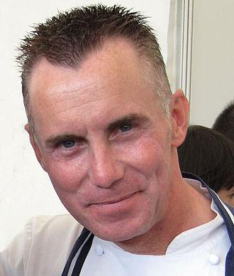 Gary Rhodes - Rhodes in 2008