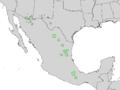 Rhus virens range map 4.png