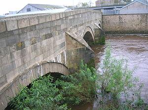 Riccarton, Ayrshire - Riccarton old bridge.