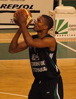 Spanish basketball player