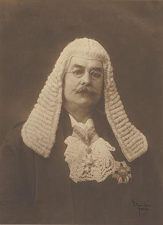 Richard Baker (Australian politician) - Image: Richard Chaffey Baker