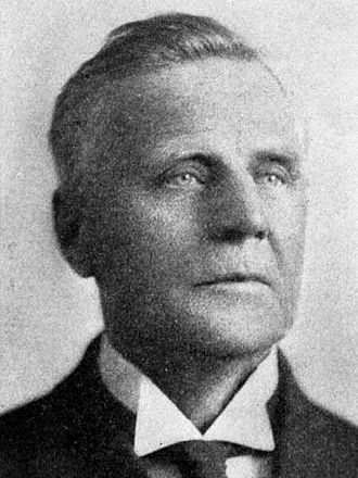 Manitoba Grain Growers' Association - Richard Coe Henders (1853–1932), long-time president