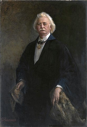Karl Richard Lepsius - Image: Richard Lepsius, by Gottlieb Biermann