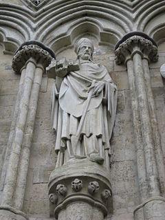 Richard Poore 13th-century Bishop of Chichester, Bishop of Durham, and Bishop of Salisbury