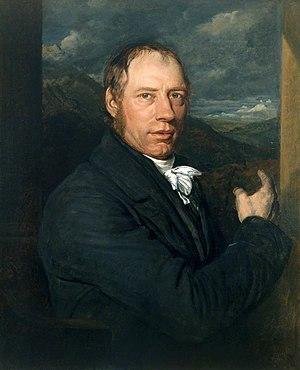 Richard Trevithick - 1816 by John Linnell