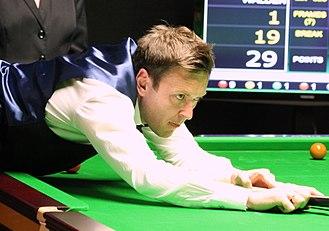 Ricky Walden - 2016 Paul Hunter Classic