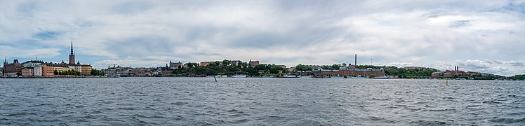 Riddarholmen Soedermalm, Stockholm (P1090596-Pano).jpg