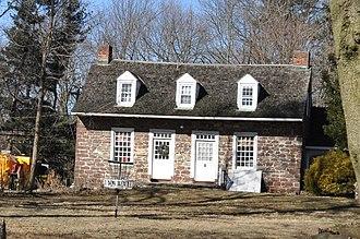 David Ackerman House - Image: Ridgewood NJ David Ackerman House