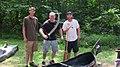 Riverfest 2014- Cardboard Boat Race (15372430413).jpg