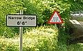 Road signs, Minnowburn near Belfast - geograph.org.uk - 1314277.jpg