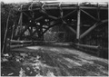 Road under the log bridge - NARA - 286069.tif