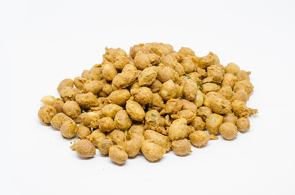 Roasted Peanuts (2019)