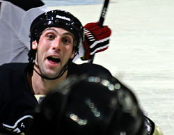 Robert Bortuzzo 2013-02-02 first nhl goal.JPG