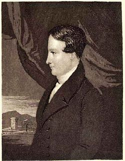 Robert Murray MCheyne Minister in the Church of Scotland prior to the Disruption