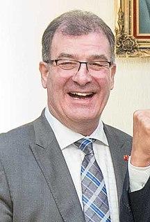 Bob Nault Canadian politician