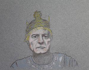 Robert Pastene - Robert Pastene as the title character in Pirandello's play Enrico IV
