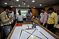 Robot Presentation - Workshop on Organising Indian and World Robot Olympiad - NCSM - Kolkata 2016-03-09 2423.JPG