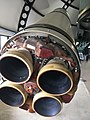 Rocket exhaust nozzles of a Polaris missile IMG 9241.jpg