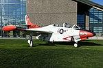 Rockwell T-2C Buckeye, 1970 - Evergreen Aviation & Space Museum - McMinnville, Oregon - DSC00463.jpg