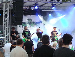 The Prophecy 23 live beim Römersee Open Air 2012
