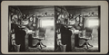Roll-top desk with various mounted animals, from Robert N. Dennis collection of stereoscopic views.png