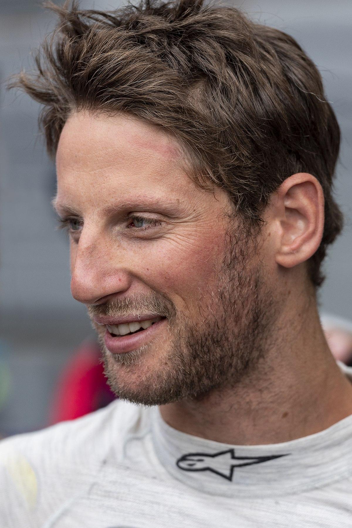 Romain Grosjean - Wikipedia