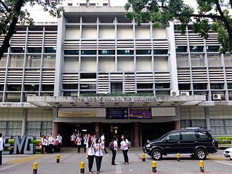 University of Santo Tomas Faculty of Engineering - Roque Ruano Building