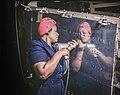 Rosie the Riveter restored version.jpg