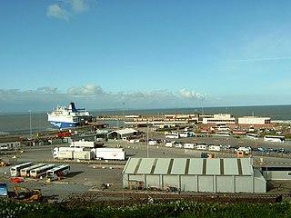 Rosslare Europort Rosslare Harbour, County Wexford, Ireland