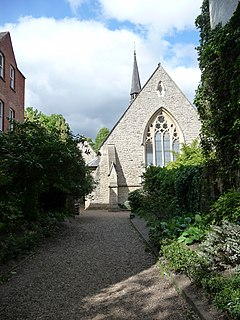 Rosslyn Hill Unitarian Chapel grade II listed church in the United kingdom