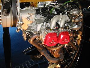 Rotax 914 - Image: Rotax 914