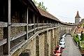 Rothenburg-ob-der-Tauber, murallas 05.jpg