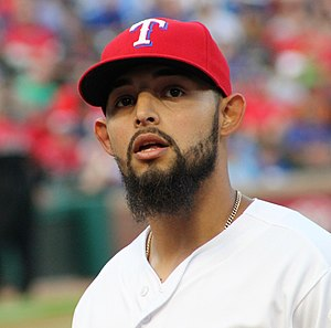 Rougned Odor - Odor with the Rangers in 2016