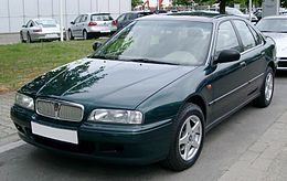 Rover 618 SI front 20080519.jpg