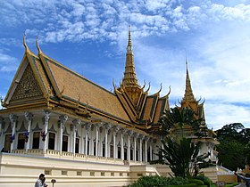 Image illustrative de l'article Palais royal de Phnom Penh