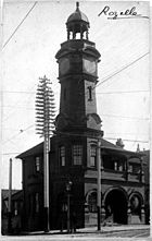 Rozelle, New South Wales - Post Office 1901